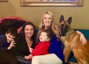 Skyy Family Protection Dog
