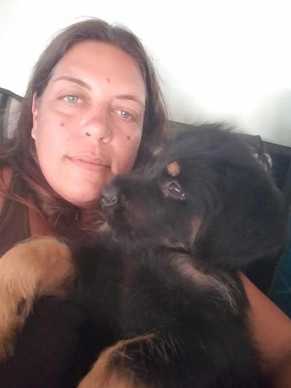 Merlin Rottweiler Puppy